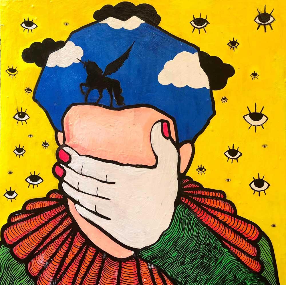 I Hide & Seek by Maher Diab