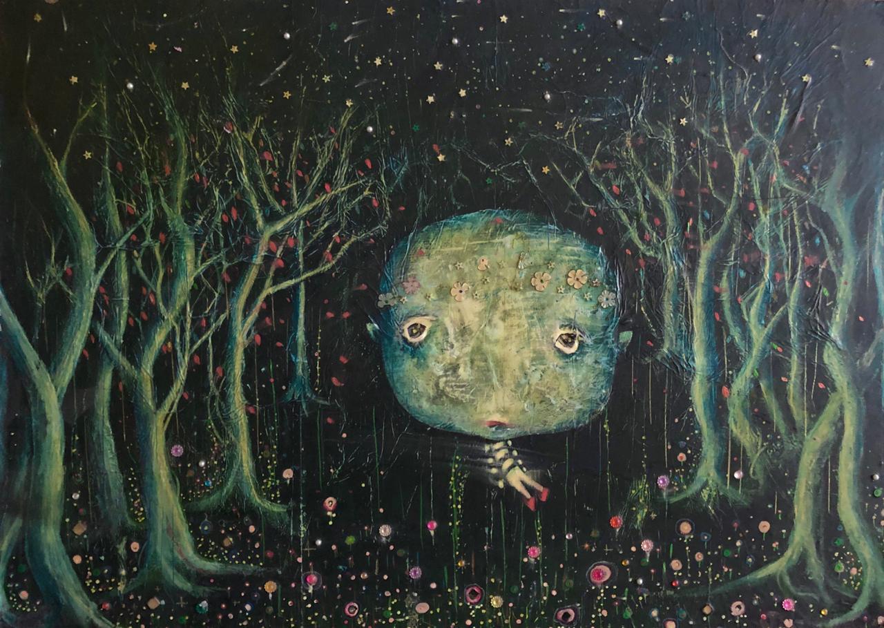Sleepwalking by Maher Diab